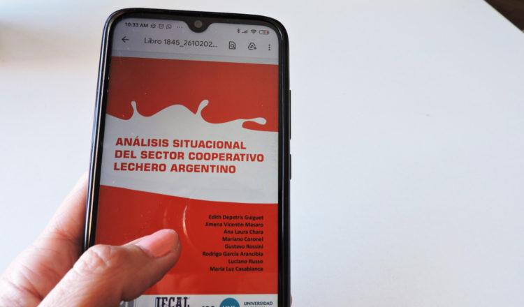 Cooperativismo y Universidad: Un libro para conocer la actualidad del sector cooperativo lechero